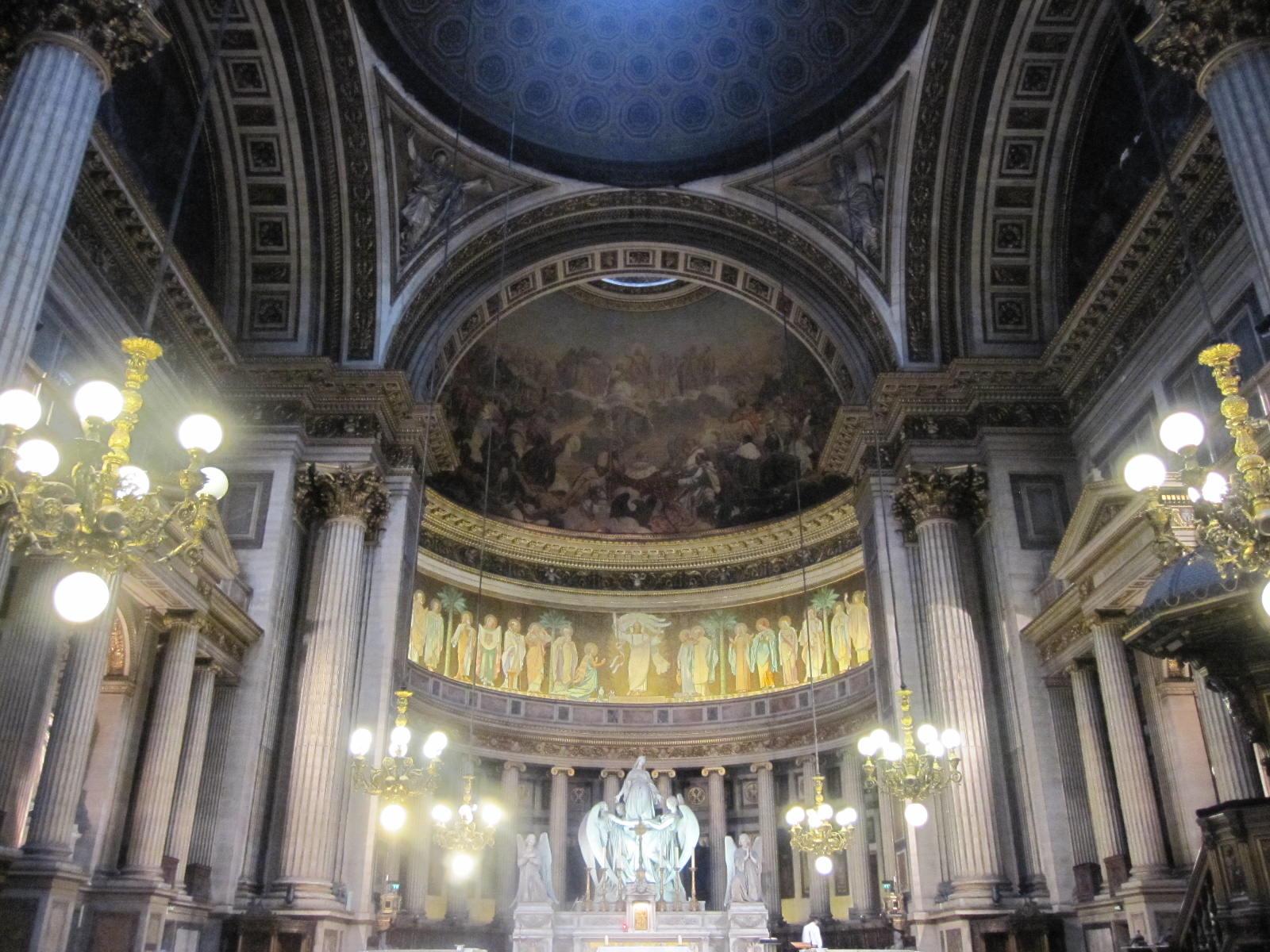 マドレーヌ教会